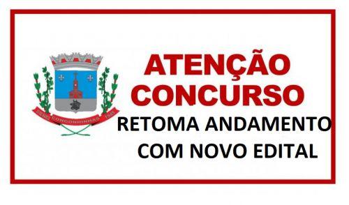 CONCURSO PUBLICO DA PREFEITURA MUNICIPAL DE CONGONHINHAS RETOMA ANDAMENTO