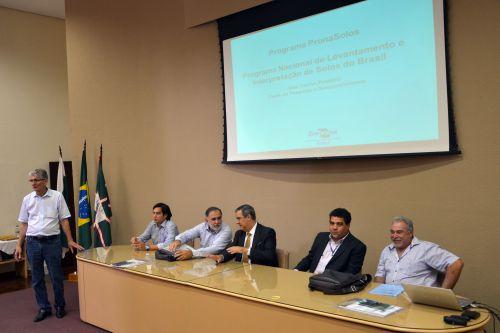 Paraná terá prioridade em mapeamento do solo na área rural