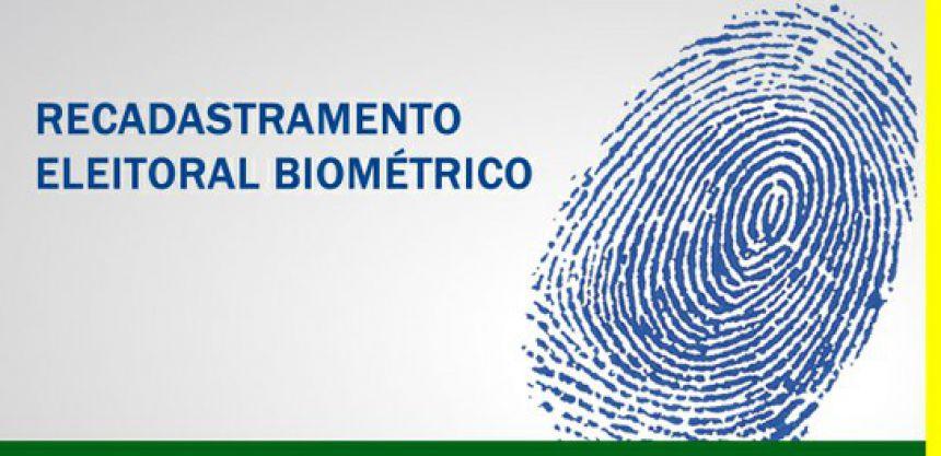 REVISÃO BIOMÉTRICA OBRIGATÓRIA