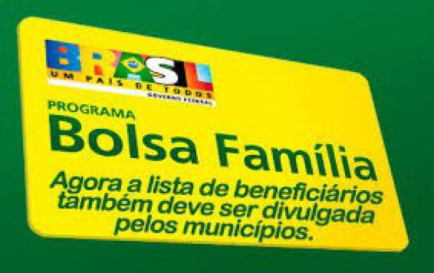 BOLSA FAMILIA - Consulta a Lista de Beneficiários