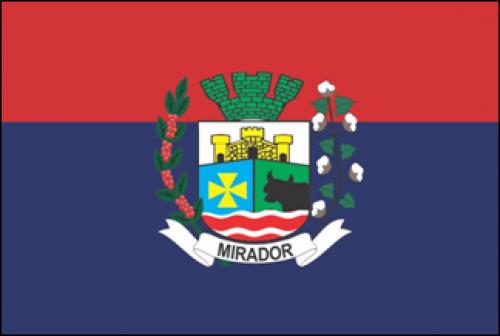 Bandeira Municipal de Mirador - Pr
