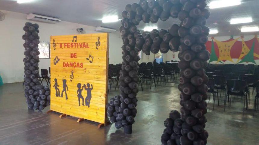Festival de Danças 2018