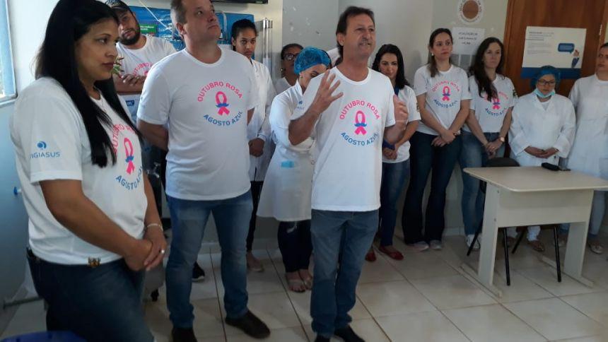 Campanha Agosto Azul 2019