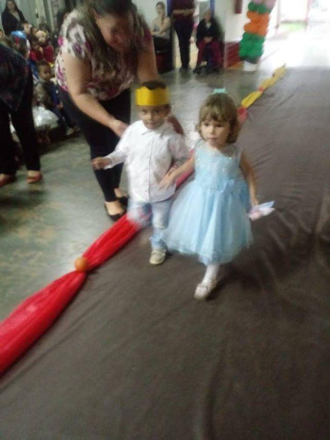 Mês das Crianças