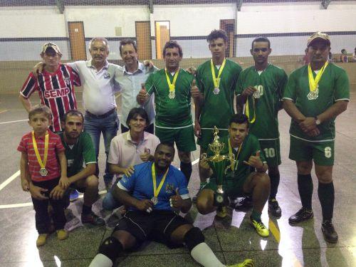 Campeonato de Férias de Futsal