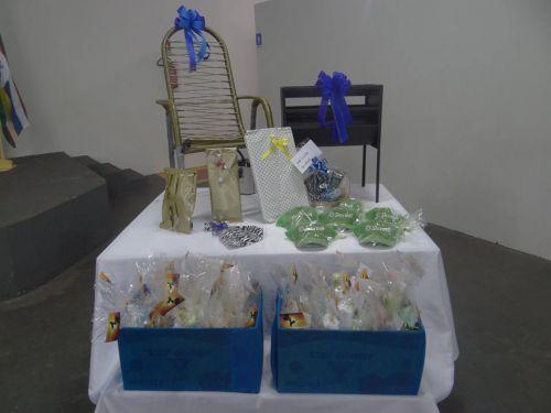 Agosto Azul e comemoração em homenagem ao Dia dos Pais
