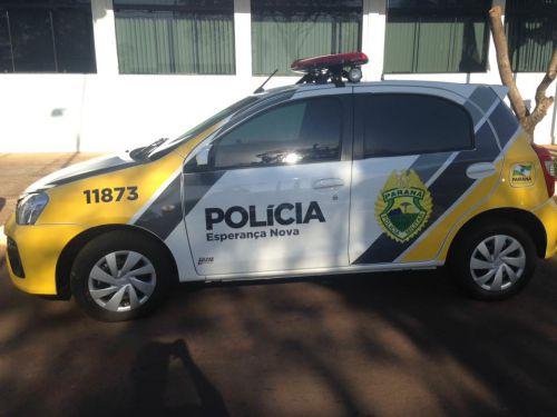 Nova Viatura da Polícia Militar