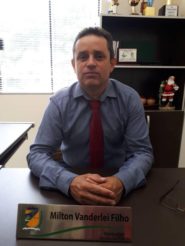 Novo Presidente da Câmara de Quinta do Sol inicia trabalhos