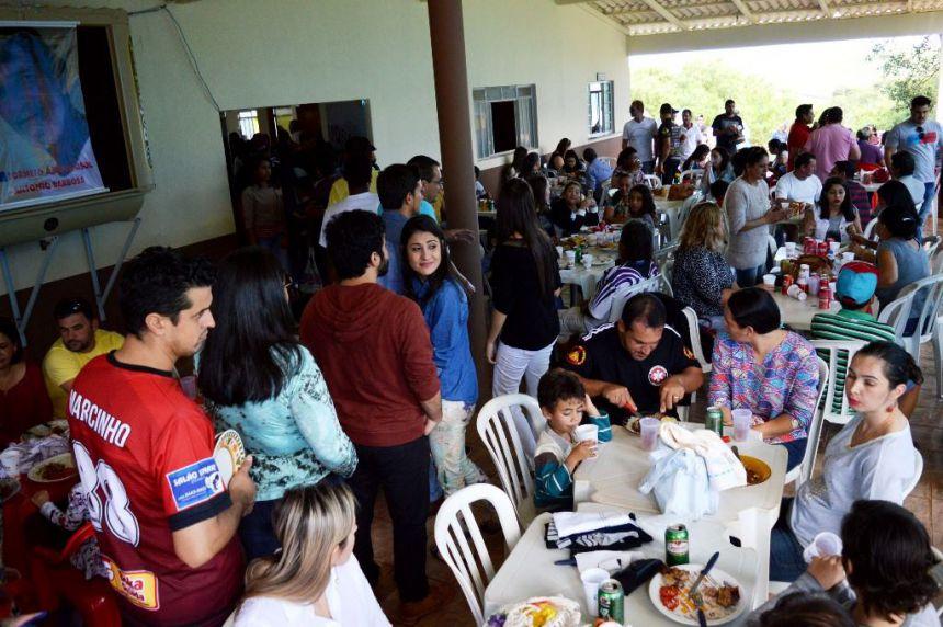 Torneio do Dia do Trabalhador garante bom público em Quinta do Sol