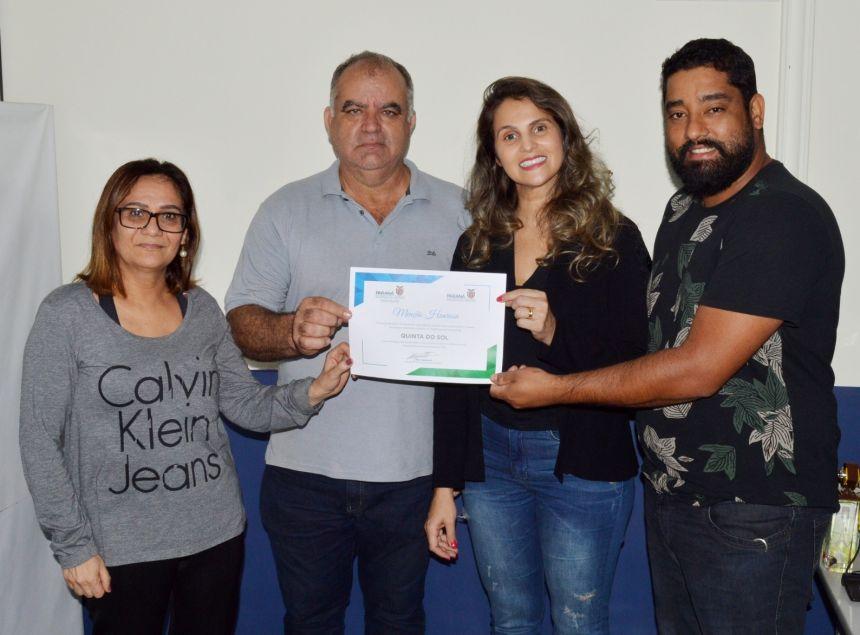 Agência do Trabalhador de Quinta do Sol recebe certificação