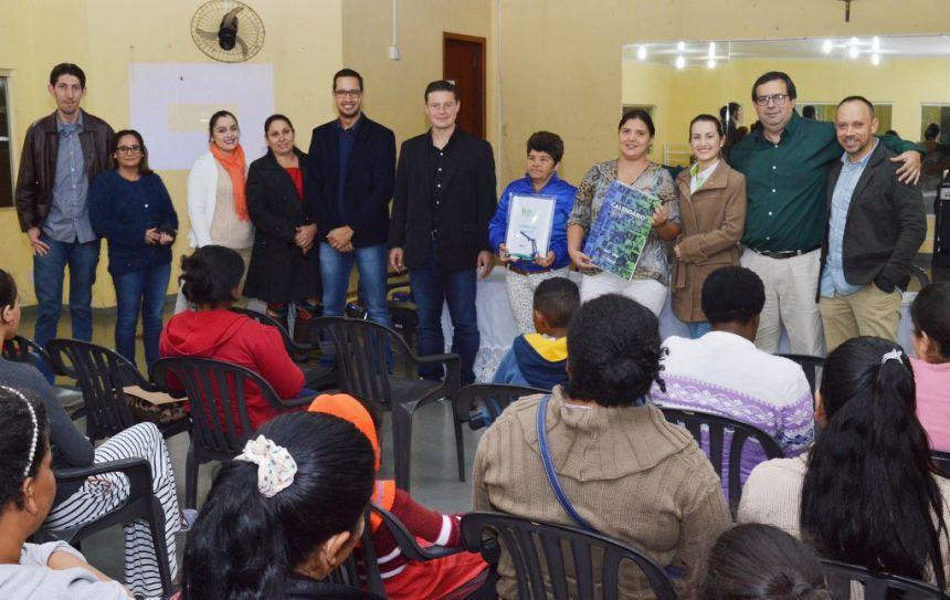 CRAS de Quinta do Sol lança cursos do Programa Família Paranaense