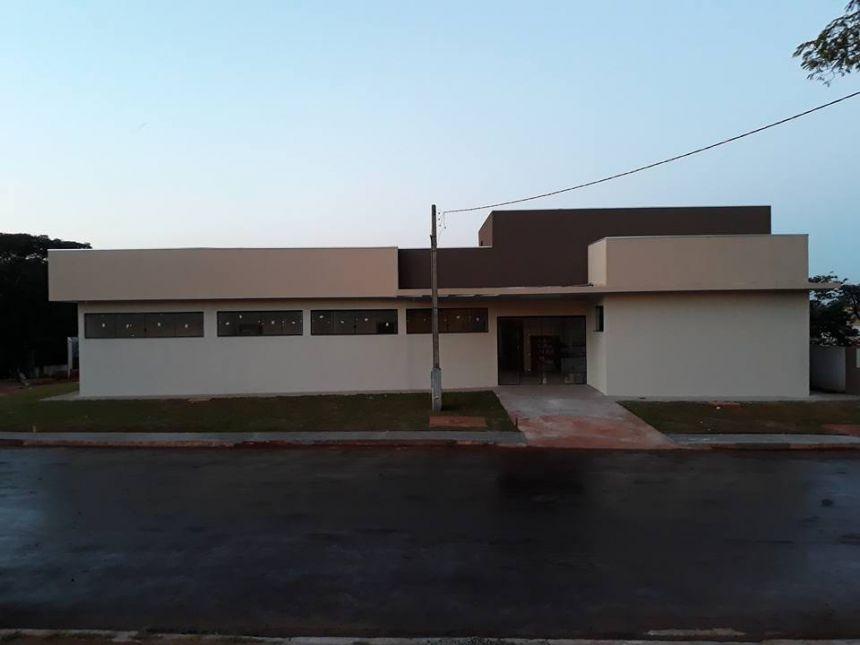 Unidade de Saúde Centro entra em fase de acabamento em Quinta do Sol