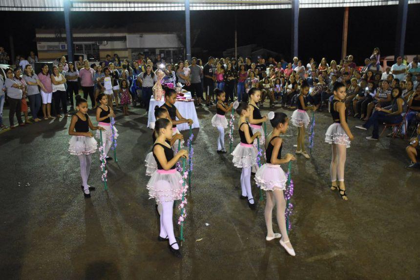 Prefeitura de Quinta do Sol realiza celebração do Dia das Mães