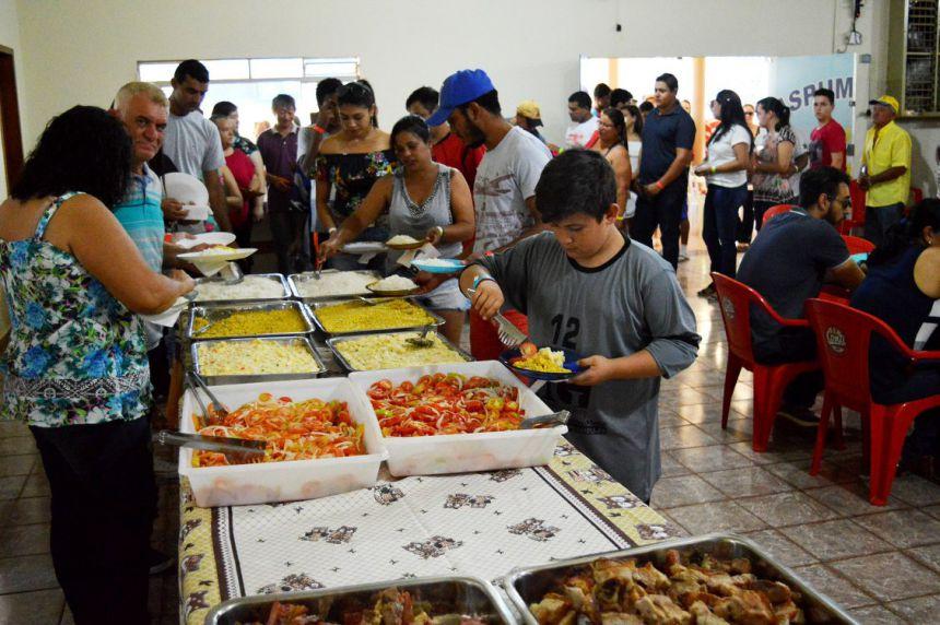 Grande público prestigia comemoração do Dia do Trabalho da ASPUMQSOL