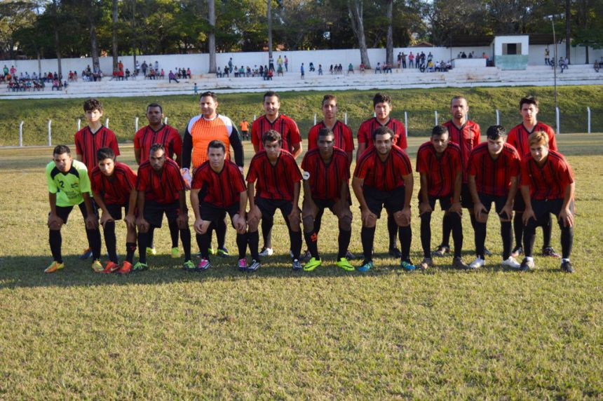 Municipal de Futebol em Quinta do Sol tem 10 gols em 2 jogos
