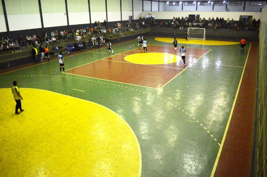 Campeonato de Futsal de Quinta do Sol começa com grandes jogos