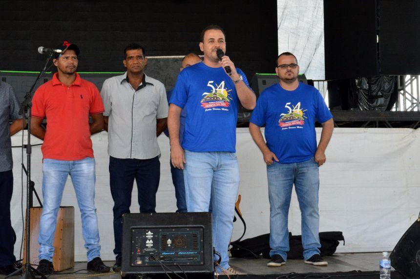 Festa de 54 anos de Quinta do Sol entra para a história do município