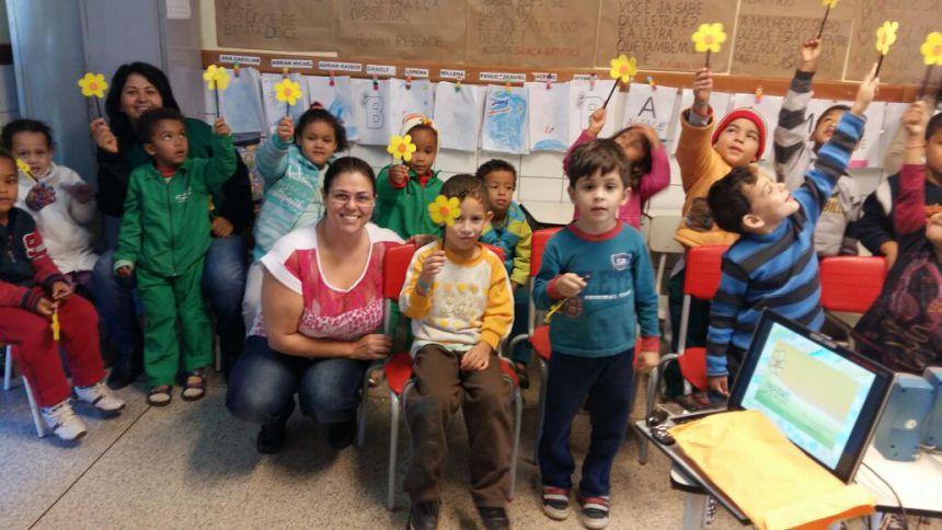 Quinta do Sol realiza atividades do Dia Nacional de Combate ao Abuso e Exploração de Crianças e Adolescentes