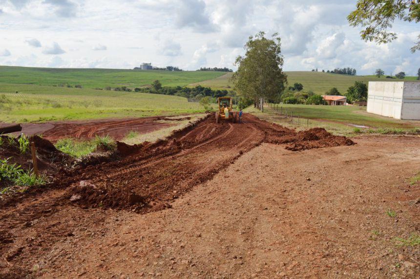 Prefeitura de Quinta do Sol Realiza Obras na Rua Plutão