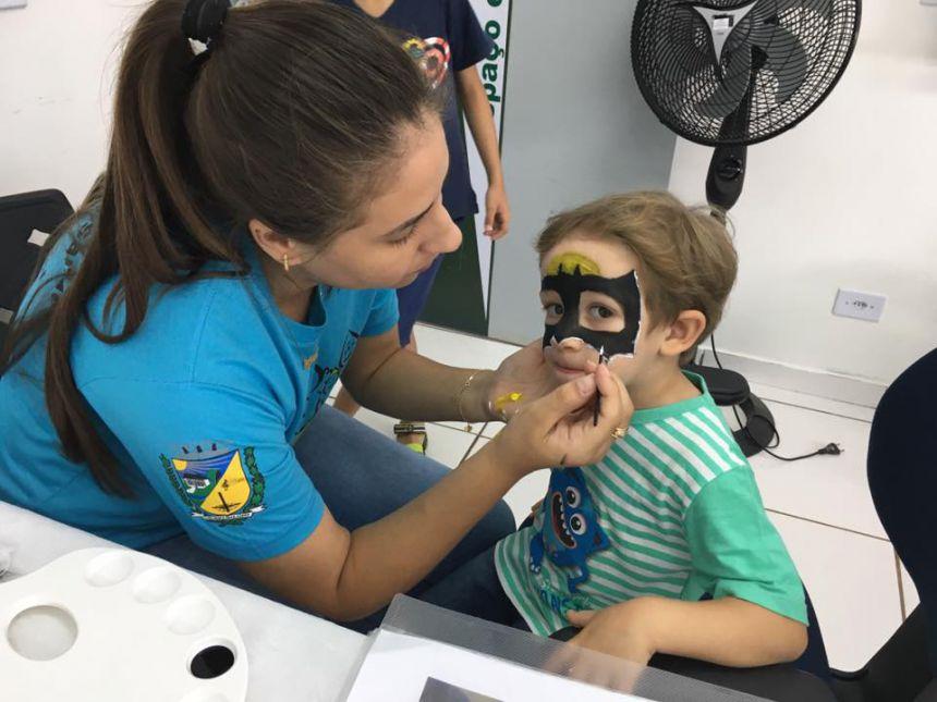 Secretaria de Saúde de Quinta do Sol promoveu campanha de atualização de carteira de vacinação