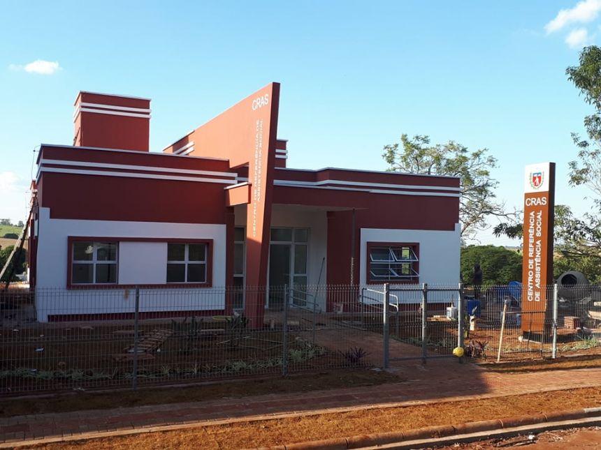 Construção do CRAS de Quinta do Sol entra na fase final
