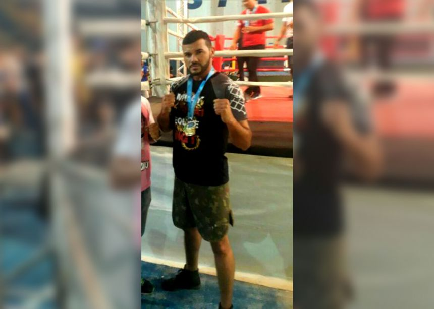 Lutador de Quinta do Sol vence seletiva de Muay Thai no MS
