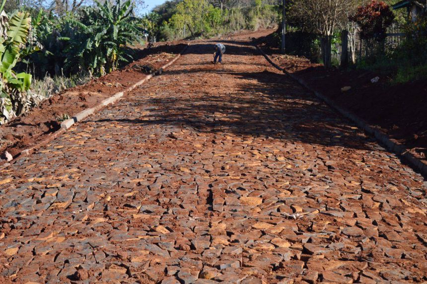 Prefeitura de Quinta do Sol faz obras de infraestrutura urbana