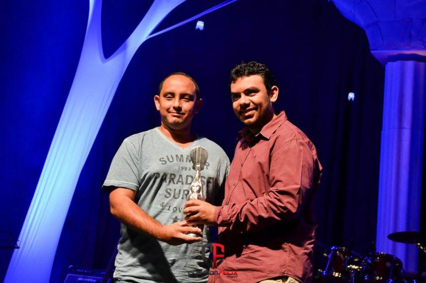Jornalista quintassolense é premiado em Festival Literário de Paranavaí