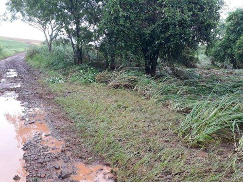 Prefeitura de Quinta do Sol organiza recuperação de pontes e estradas rurais