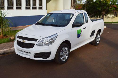 Prefeitura de Quinta do Sol recebe veículos e pá carregadeira