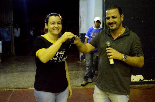 Prefeitura de Quinta do Sol faz entrega das chaves de seis veículos