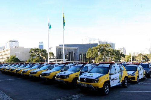 Quinta do Sol recebe nova viatura para Polícia Militar