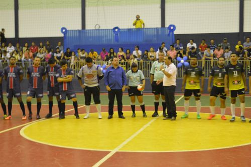 Final do Campeonato de Futsal