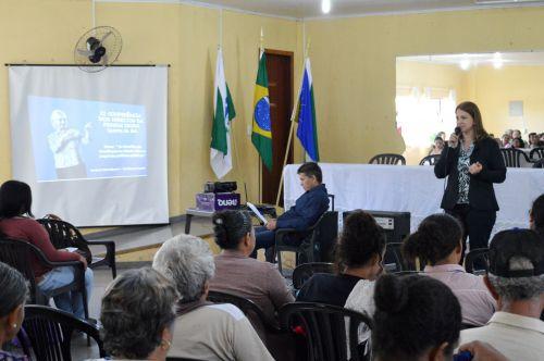 Quinta do Sol promove 2ª Conferência dos Direitos da Pessoa Idosa