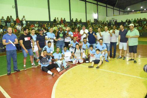 Quinta do Sol conhece os campões do Campeonato de Futsal 2019