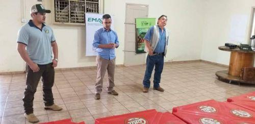 Curso de Manejo Integrado de Pragas para produtores de Quinta do Sol