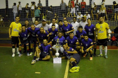 Campeonato de Futsal de Quinta do Sol conhece os 3 campeões