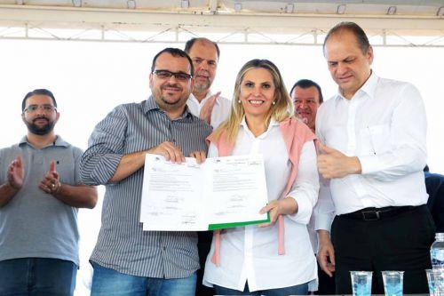 Homologados convênios para liberação de R$ 1 milhão em recursos para Quinta do Sol