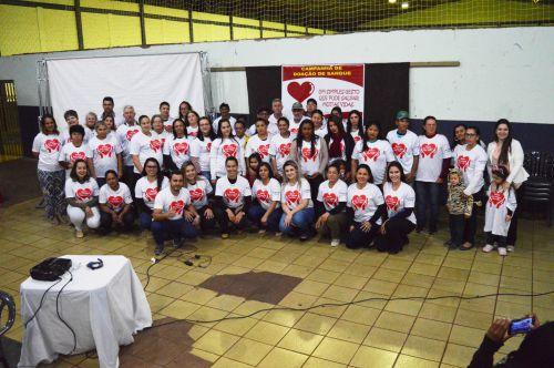 Quinta do Sol homenageia doadores de sangue