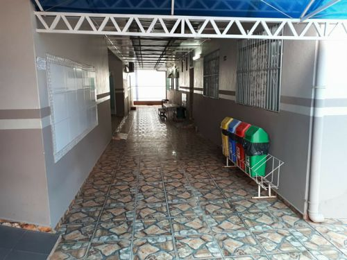 Prefeitura de Quinta do Sol reforma Escola Municipal Pequeno Príncipe para a volta às aulas