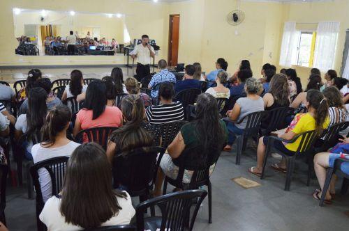 Secretaria de Educação de Quinta do Sol realiza Semana Pedagógica