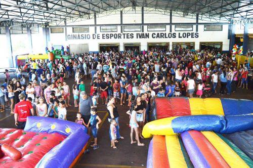 Quinta do Sol celebra Dia das Crianças com grandiosa festa