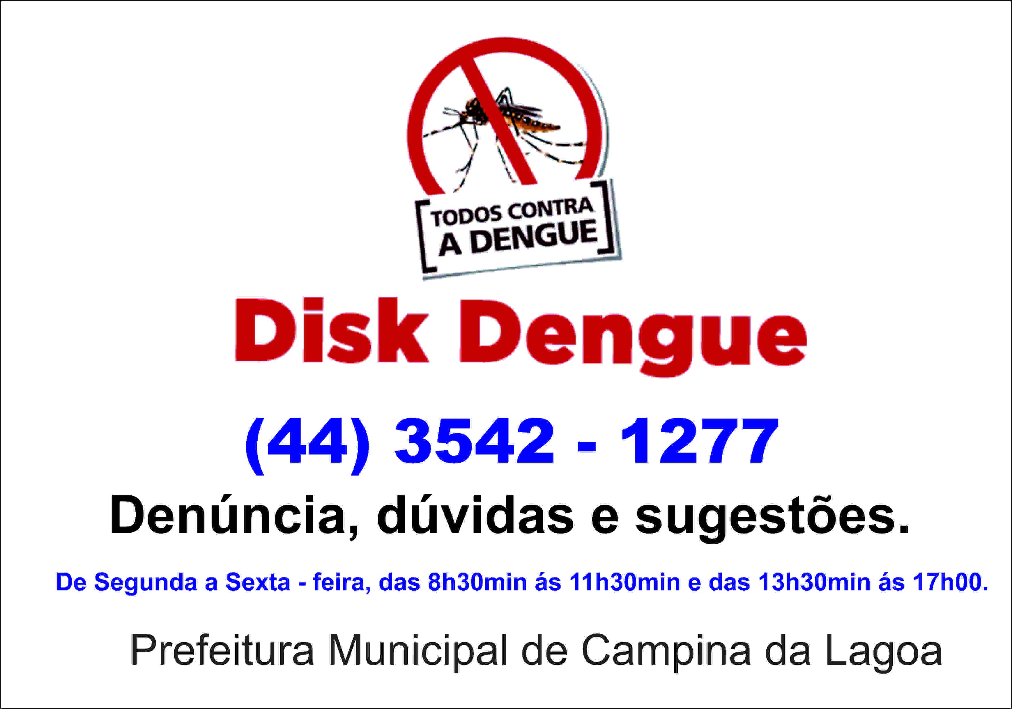 Disk Dengue