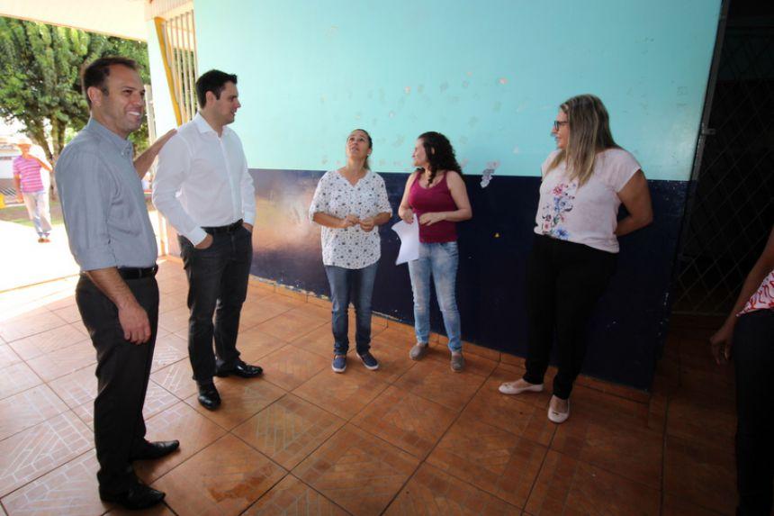 Secretaria de Educação convida Ministério Público para acompanhar vistoria em escolas municipais