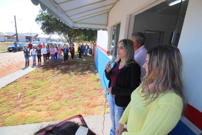 Prefeitura entrega veículo, equipamentos e nova sede para o Conselho Tutelar de Campina da Lagoa