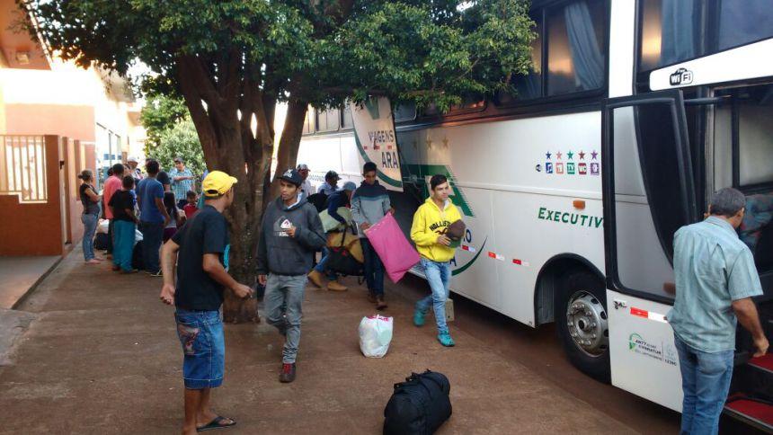 Agencia de Empregos de Campina da Lagoa fecha seu primeiro mês do ano com saldo positivo