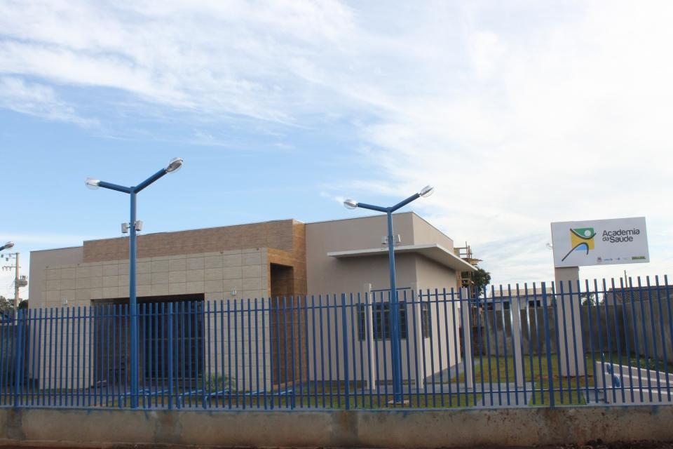 Academia da Sa�de - Jardim Santa Terezinha