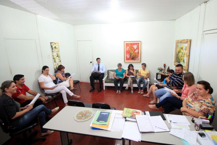 Reunião do Conselho Municipal dos Direitos das Crianças e Adolescentes de Campina da Lagoa