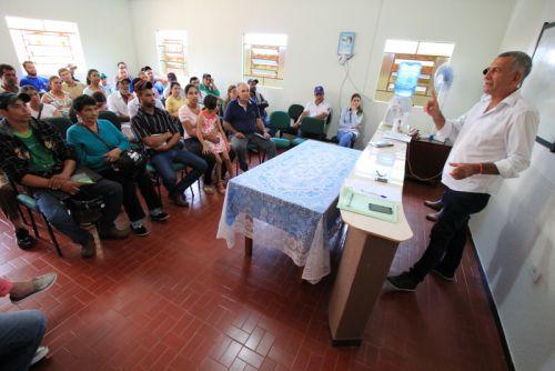 Programa Nacional de Habitação Rural do município