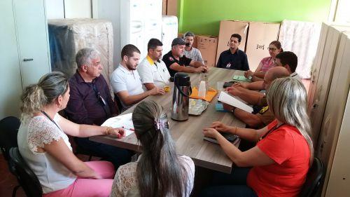 Secretários se reúnem com autoridades para discutir a recomendação do MP sobre o uso do Narguilé no Município